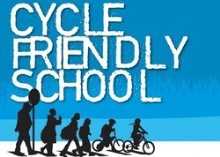 Cycle Friendly School Icon